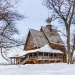 Russia, Suzdal, Wooden church — Stock Photo