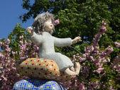 ウクライナ、キエフ、子供公園で彫刻 — ストック写真