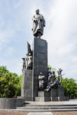 Ukraine, Kharkov, Taras Shevchenko monument — Stock Photo