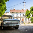 Ukraine, Chernovtsi, Old car on street — Stock Photo #26733841