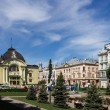 Ukraine, Chernovtsi, Theater square — Stock Photo #26733985
