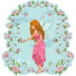 Постер, плакат: Flower fairy