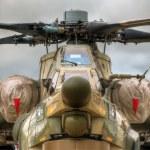Battle chopper — Stock Photo #11439249