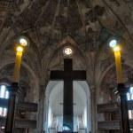 Narva church interior — Stock Photo #11440160