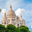 Basilica of the Sacred Heart of Paris. - Stock Photo