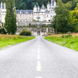 Chateau d'Usse, France. — Stock Photo