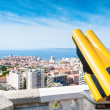 View of Marseilles cityscape. — Stock Photo