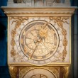 Old golden clock in Lyon, France. — Stock Photo #12726057