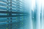 Moderna data center rum. — Stockfoto