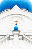 Details of Bogolubovo monastery. — Stock Photo
