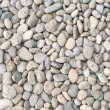 Pebble heap as abstract natural background. — Stock Photo #22426335