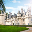 Stock Photo: Scenic view of castle in France, Europe.