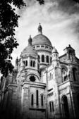 Basilique du sacré-coeur de paris. — Photo