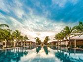 Resort in Vietnam — Stock Photo