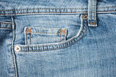 Jeans as a background — Stock Photo