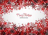 Merry Christmas concept card — Stock Photo