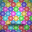 Abstract seamless pattern background — Stockvektor