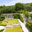 The Miramare garden in Trieste — Stock Photo