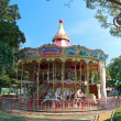 Merry-go-round carousel — Stock Photo #35240077