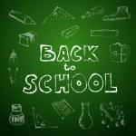 Back to school — Stock Vector #50901779