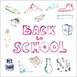 Back to school — Stock Vector #50901795