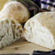 Rustic bread — Stockfoto