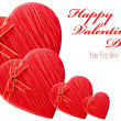 Stock Photo: Isolated Valentine