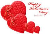Isolated Valentine — Stock Photo