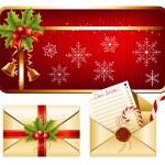 Letter to Santa. — Stock Vector #33446995