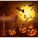 Halloween vector illustration — Stock Vector #33695607
