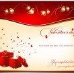 Valentine's day. — Stock Vector #33695647