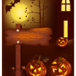 Halloween vector illustration — Stock Vector #33695593