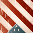 Royalty-Free Stock Vector Image: Vintage stars and stripes background