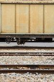 Old locomotives — Stock Photo