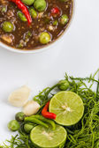 Chili paste — Stock Photo