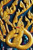 在泰国的金龙 — 图库照片