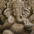 ganesh hindu god — Stock Photo