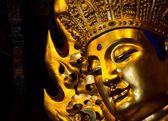Estatua de guan yin maravilloso — Foto de Stock