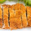 Japanese fried pork — Stock Photo #29862723