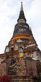 仏像は、タイ — ストック写真