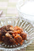 An ancient thai food — Stock Photo