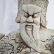Chinese giant statue — Stock Photo