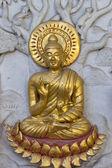 ない 55 の仏像 — ストック写真