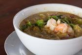 Tom Yam Kung (Thai cuisine) — Fotografia Stock