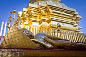 O pagode dourada — Fotografia Stock