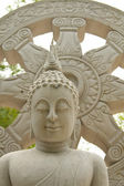 Buddha statue , Thailand — Stock Photo