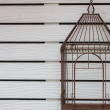 Birdcage — Stock Photo