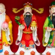 Chinese gods — Stock Photo