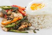 Alimentos da tailândia — Fotografia Stock