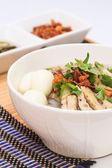 Vietnamské jídlo — Stock fotografie